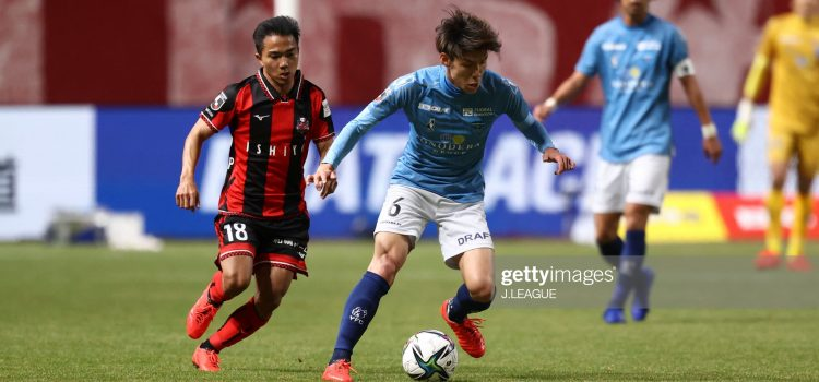 Sapporo - Yokohama FC
