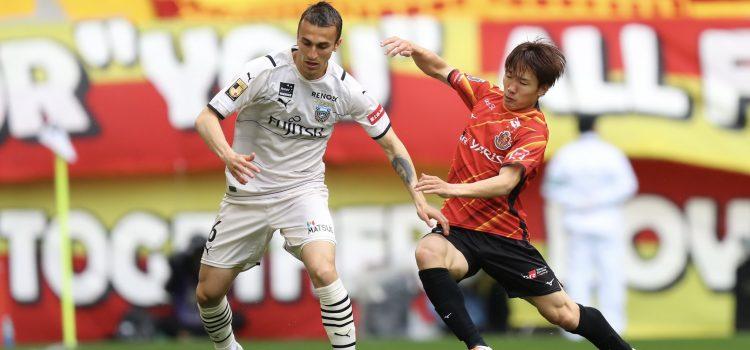 名古屋グランパス vs 川崎フロンターレ
